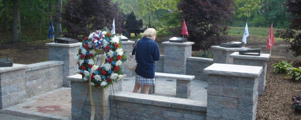 heroes walk memorial